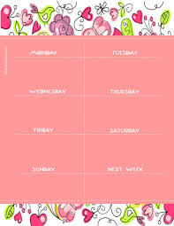 Personalized Calendar Maker